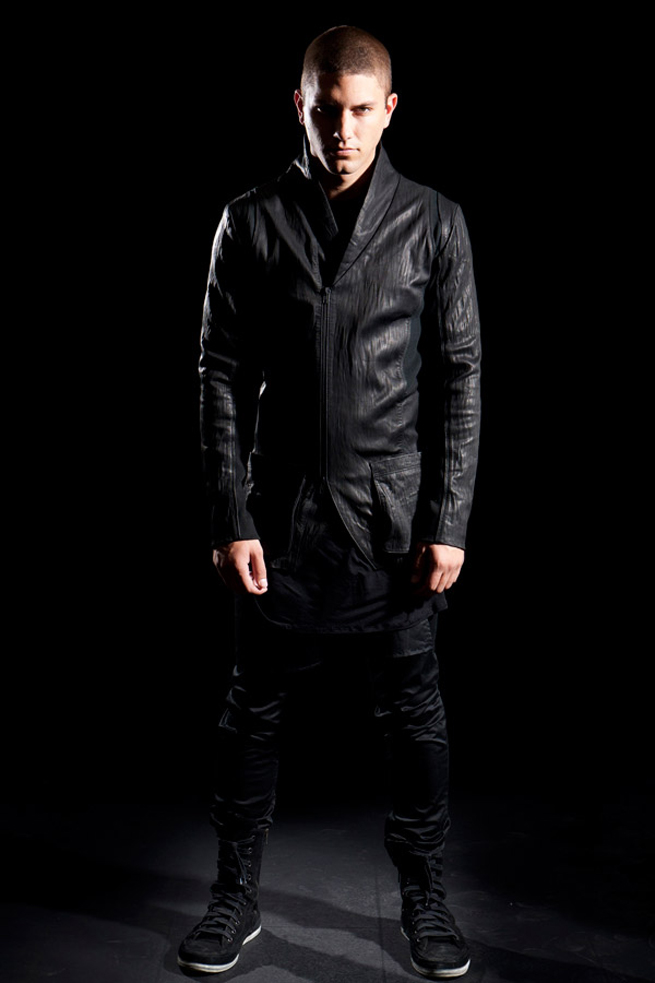 Skingraft Fall:Winter 2012 Lookbook 13