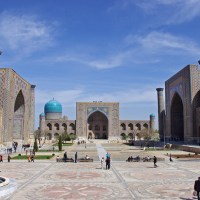 The Perfect Itinerary for Uzbekistan - Tracing the Ancient Silk Road; Bino; I Wander
