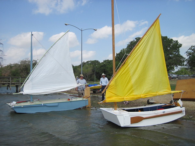 Goose and Duck Sailboats