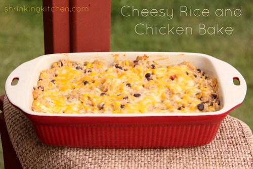 chicken-rice-bake