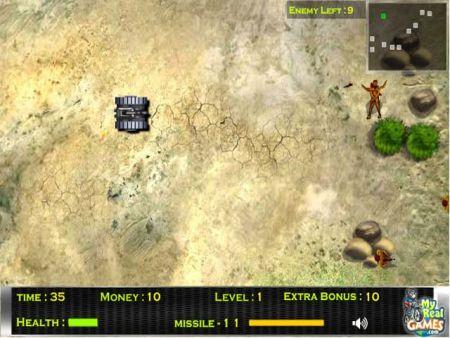 juegos de tanques y guerra