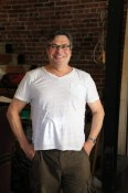Armand Tencha   co-owner of Lily Mae's