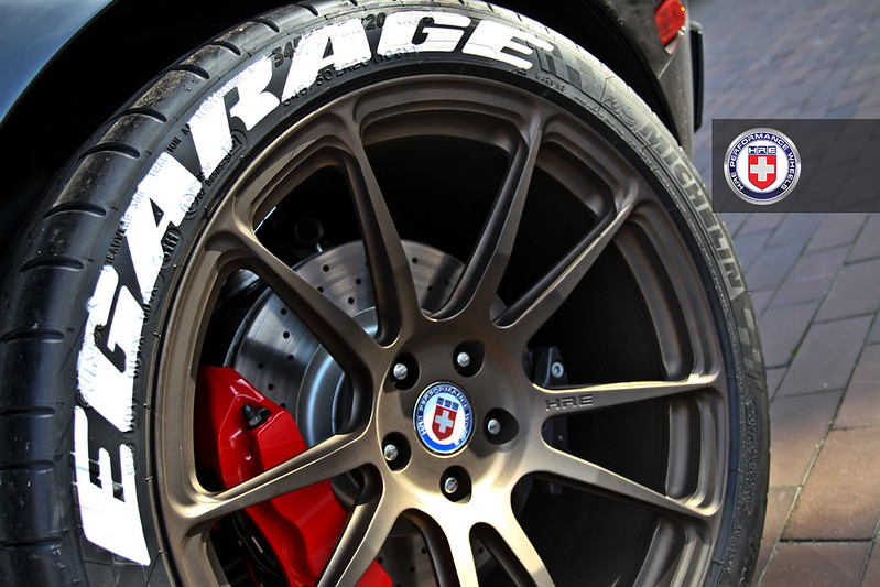 Wheel Color Confusion Anthracite Gun Metal Charcoal