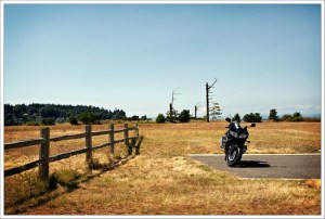 End of the Road in Semiahmoo