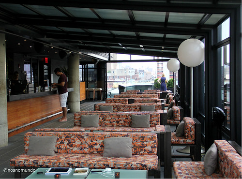 Rooftop Bar do Hotel Thompson LES