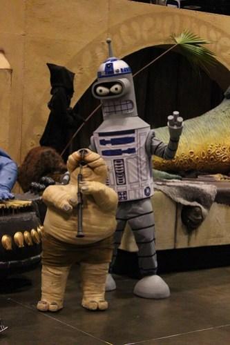 Bender R2-D2 - Star Wars Celebration VI