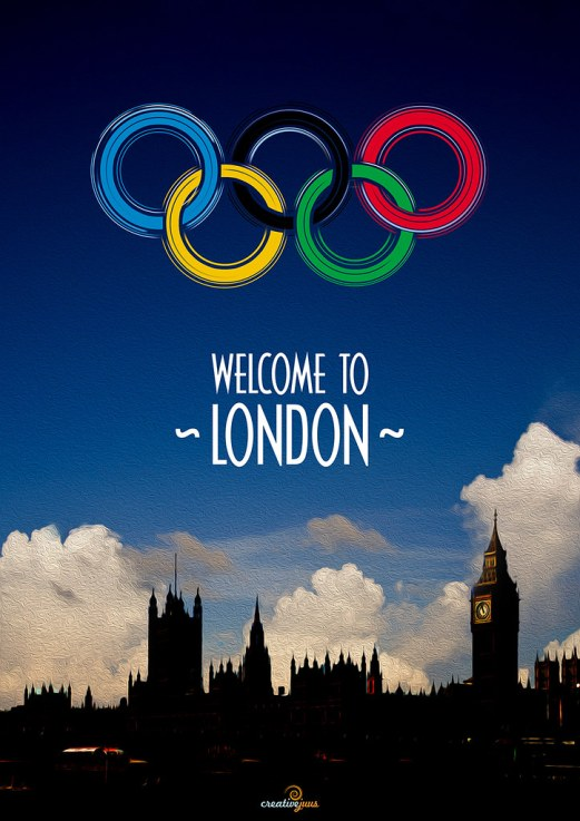 London Olympics 2012 design