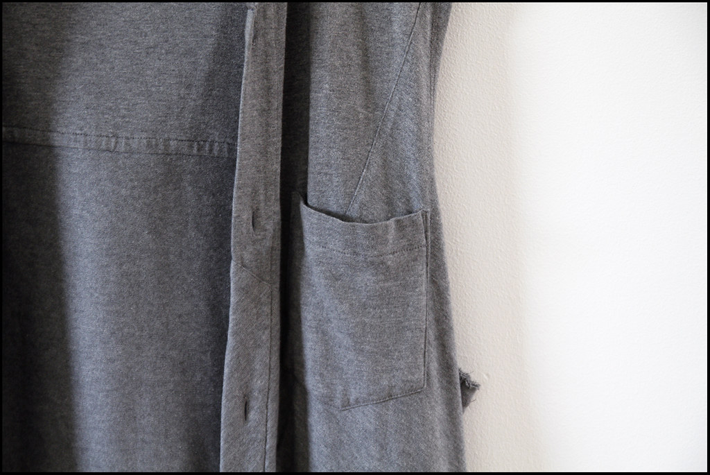 Tuukka13 - My Recent Purchases - Balmain Sweatshirt, Undercoversim Hooded Vest, 4jigeN Jersey T-shirt, Dior Homme Japan Oversized T-shirt and Kris Van Assche Oversized V Neck - 5