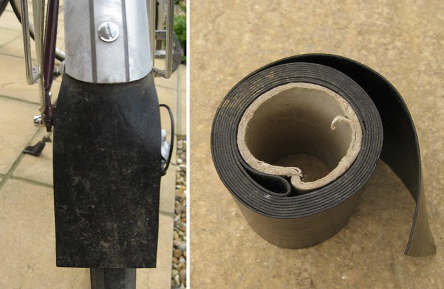 Homemade Mudguards