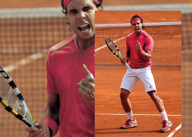 2012 French Open Rafael Nadal outfit