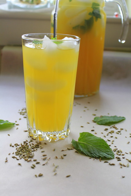 mango and fennel