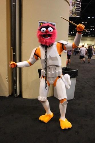 Animal Storm Trooper - Star Wars Celebration VI