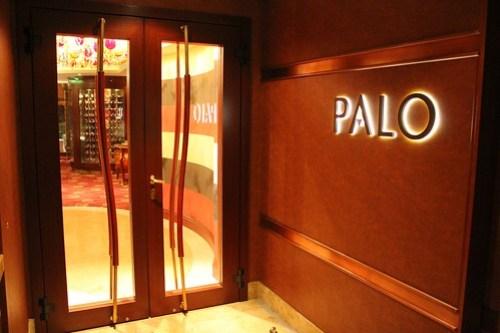 Palo on the Disney Fantasy