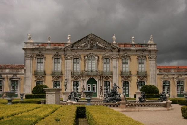 Palácio de Queluz, Portugal