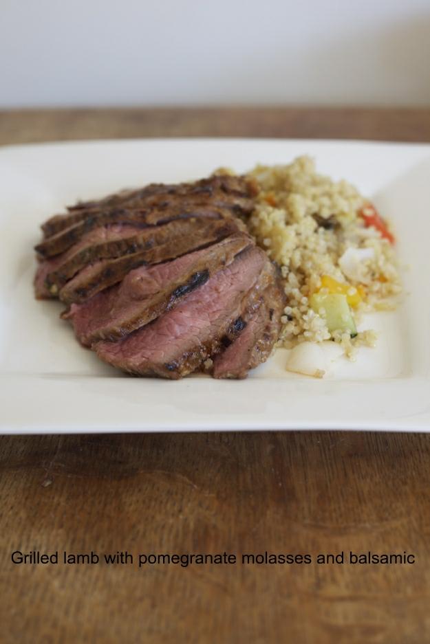 lamb dish II