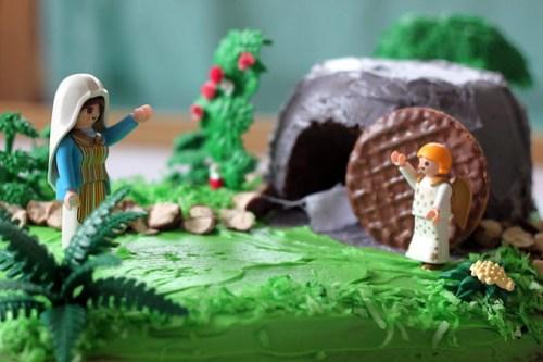 Jesus is Alive cake