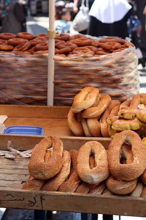 Jerusalem bagel