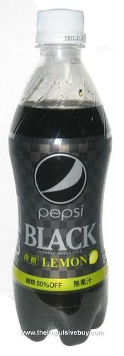 Pepsi Black