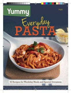 Yummy Everyday Pasta Cover