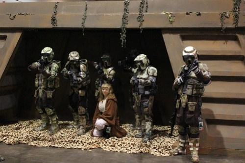 Troopers - Star Wars Celebration VI