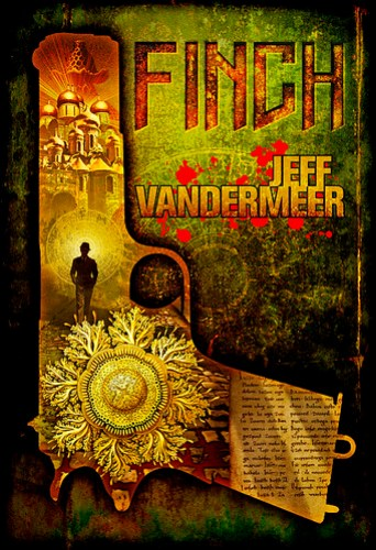 Finch by Jeff Vandermeer