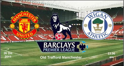 6572736139 1bae058e3b Live and Results: Manchester United vs Wigan Athletic | BPL | 26 Dis 2011