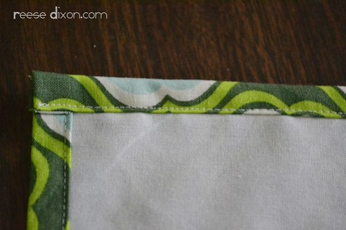 Needle Roll Tutorial Step 6