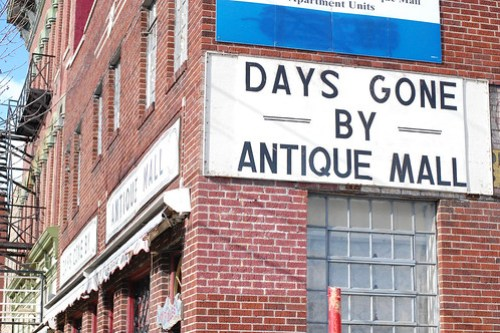 Vintage and Antique Stores around Indianapolis