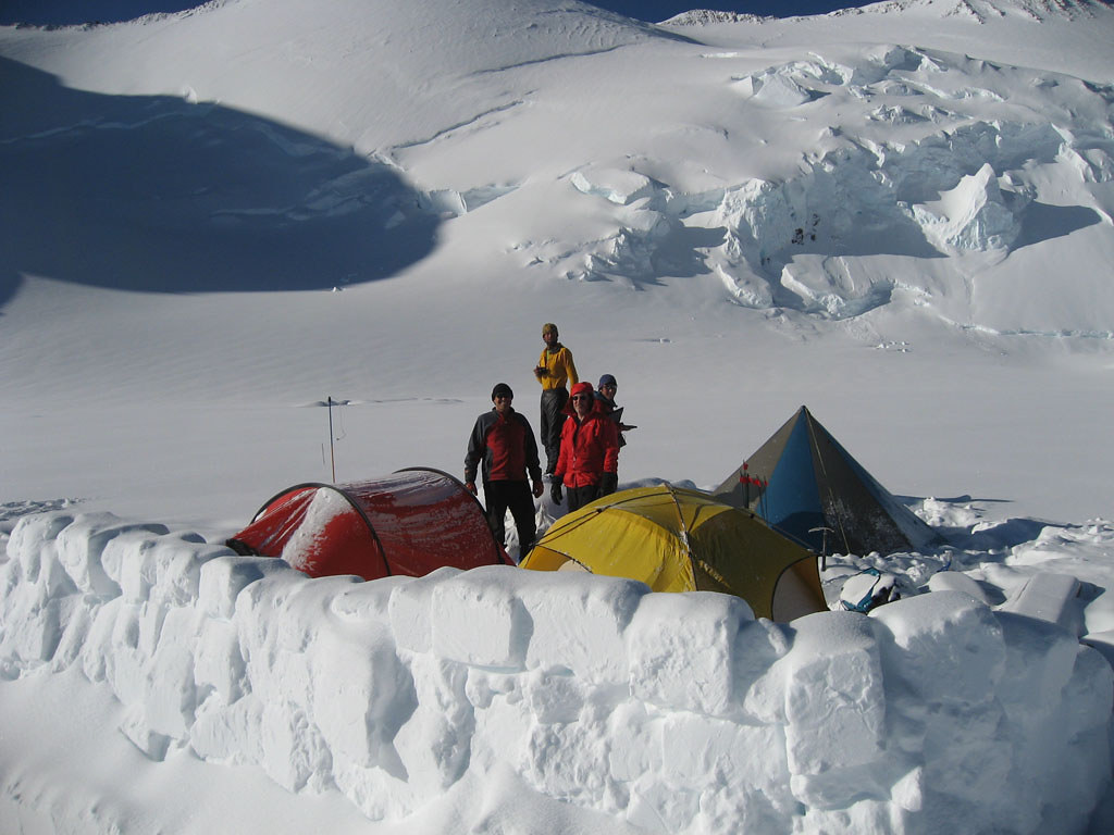 Canada Climb And Expedition Mount Logan Mountain Madness