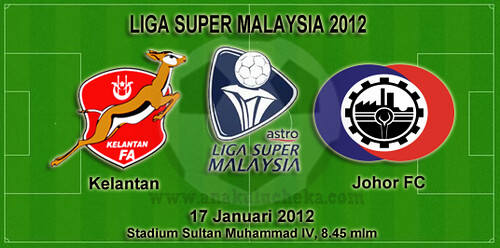 6708090891 08b118464e Kelantan vs Johor FC | Liga Super Malaysia 2012 | Live Result