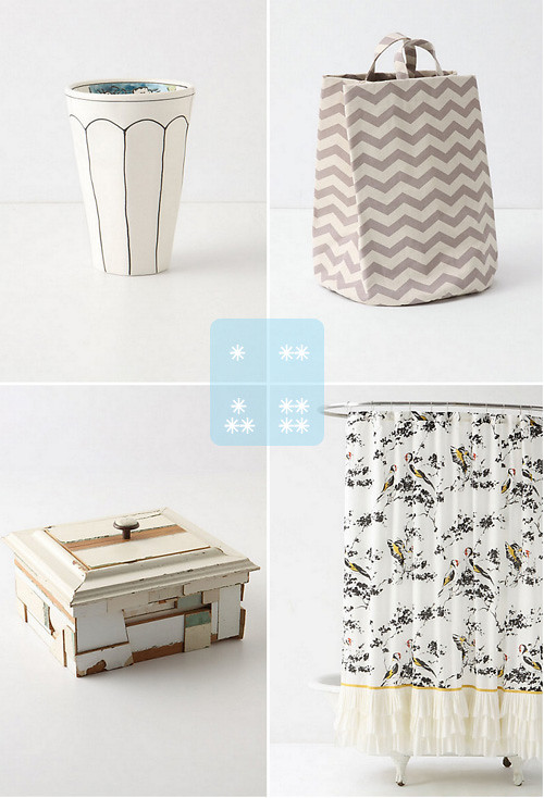 Anthropologie Wish List