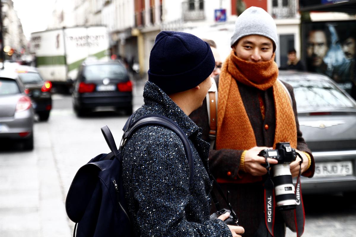 Tuukka13 - 2012_01_20 Street Style outside Junya Watanabe, Mens Fashion Week Paris - 11