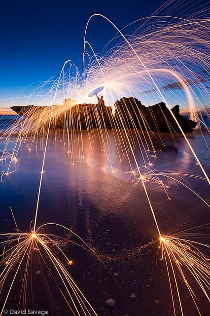 Skipping Sparks