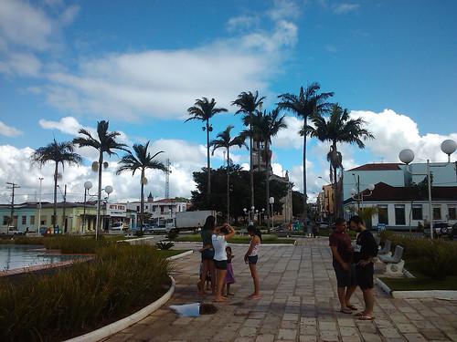 Praça Nossa Sra do Carmo - Borda da Mata - MG