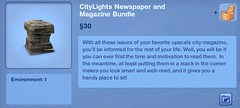 City Lights Newspaper and Magazine Bundle
