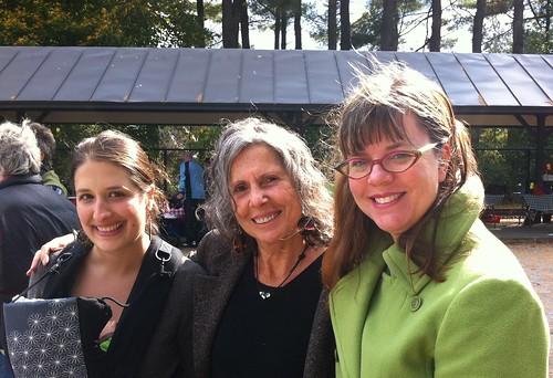Jess Conzo, Diane Firtell, Gina Hyams 2011