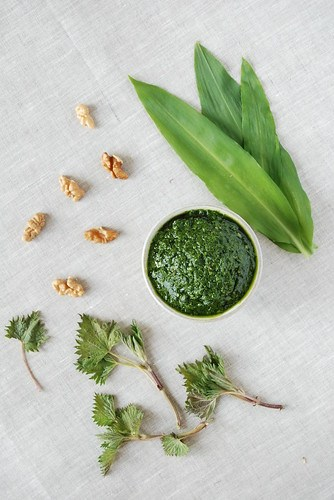 Nettle Ramp Pesto 3