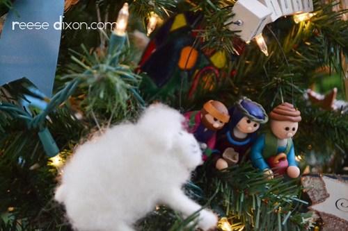 Nativity Tree 2