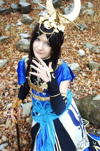 Dynasty Warriors Cai Wenji Cosplay