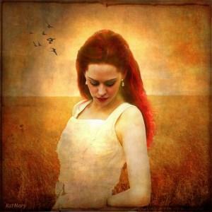 Fields of gold - Kathryn