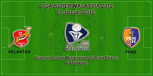 6679934761 cc59984e7f Kelantan vs PKNS | Liga Super Malaysia 2012 | Live Results