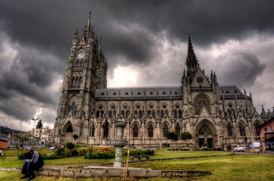 Quito Basilica-1