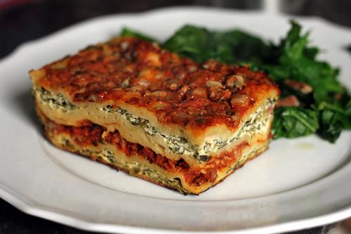 no-recipe lasagna