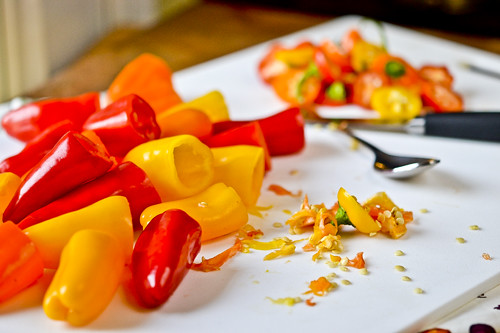 Stuffed Mini Peppers 10