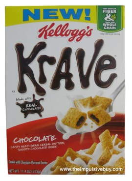 Kellogg's Chocolate Krave