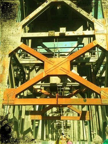 Rock Island Railroad Bridge