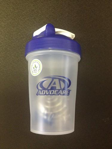 AdvoCare Shaker Bottle