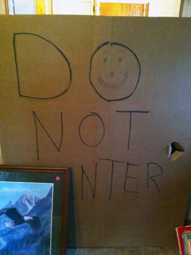 DO NOT ENTER :)