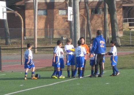 Soccer in North Babylon: 3/17/2012