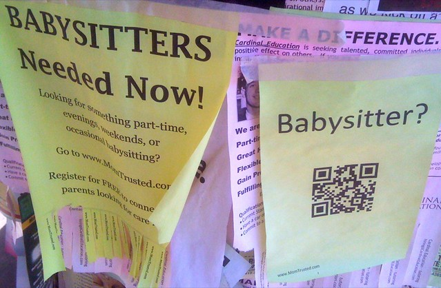 How to find a reliable babysitter when you PCS